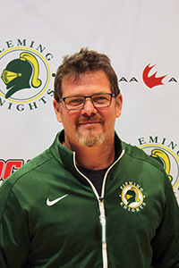 Loggersports Head Coach