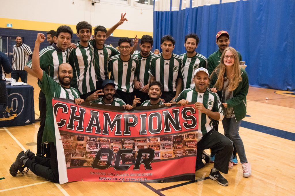 Men's Cricket Humber Champions