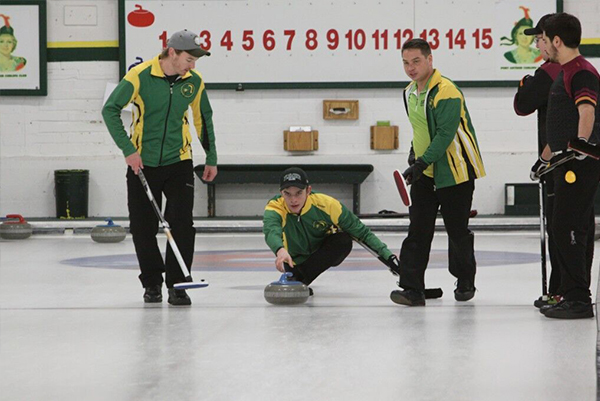 Men's Curling Provincials
