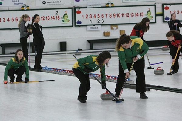 Women's Curling Provincials